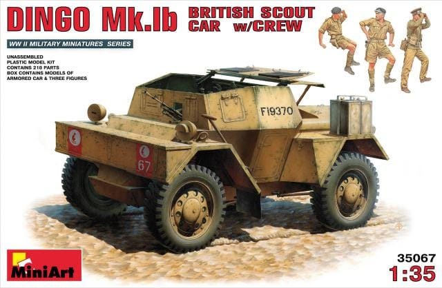 [Terminé] DINGO Mk.Ib British scout car ÷ MiniArt ÷ 1/35 2003071201045585016677331