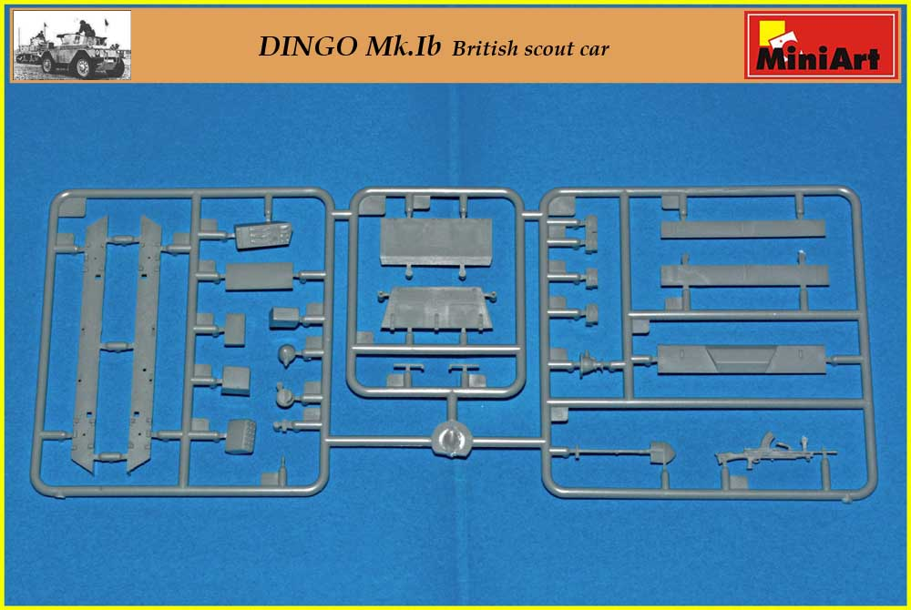 [Terminé] DINGO Mk.Ib British scout car ÷ MiniArt ÷ 1/35 2003090618015585016681700