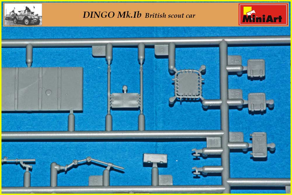 [Terminé] DINGO Mk.Ib British scout car ÷ MiniArt ÷ 1/35 2003090618035585016681705