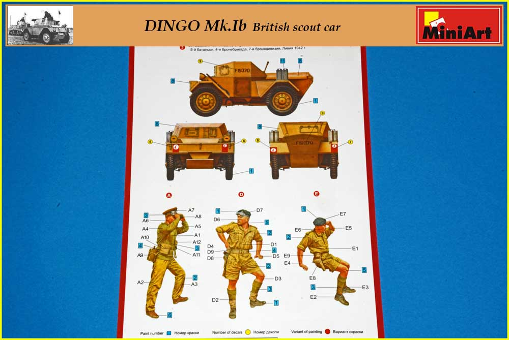 [Terminé] DINGO Mk.Ib British scout car ÷ MiniArt ÷ 1/35 2003090618035585016681707