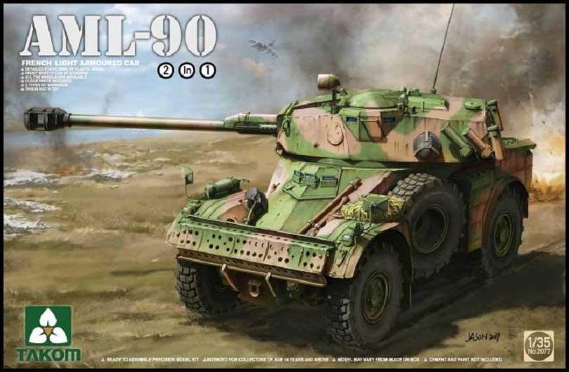 [Terminé] Panhard AML-90 ÷ TAKOM 2077 ÷ 1/35 2003120217245585016685553