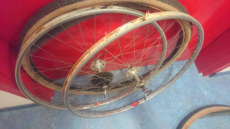 Motobecane cyclotouriste Fédéral 650B 200313022331721916686919