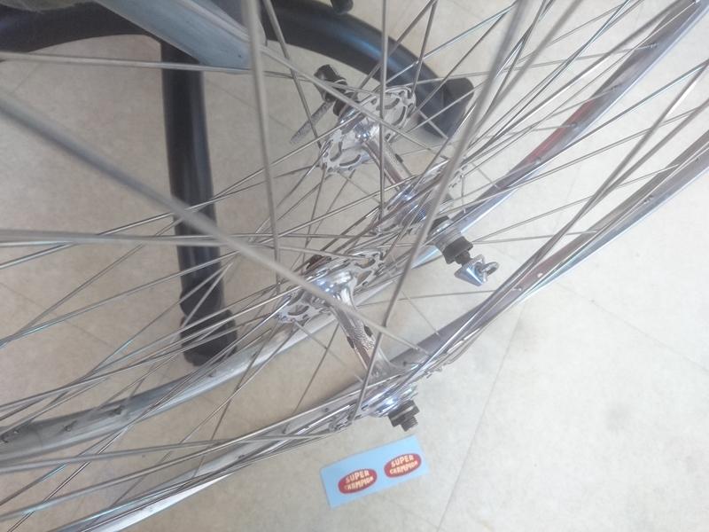 Motobecane cyclotouriste Fédéral 650B 200313022333721916686921