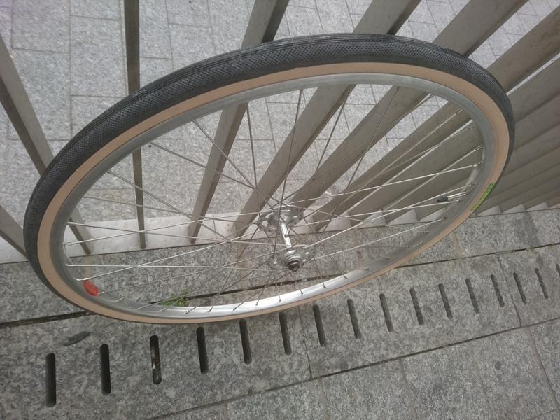 Motobecane cyclotouriste Fédéral 650B 200313022334721916686924