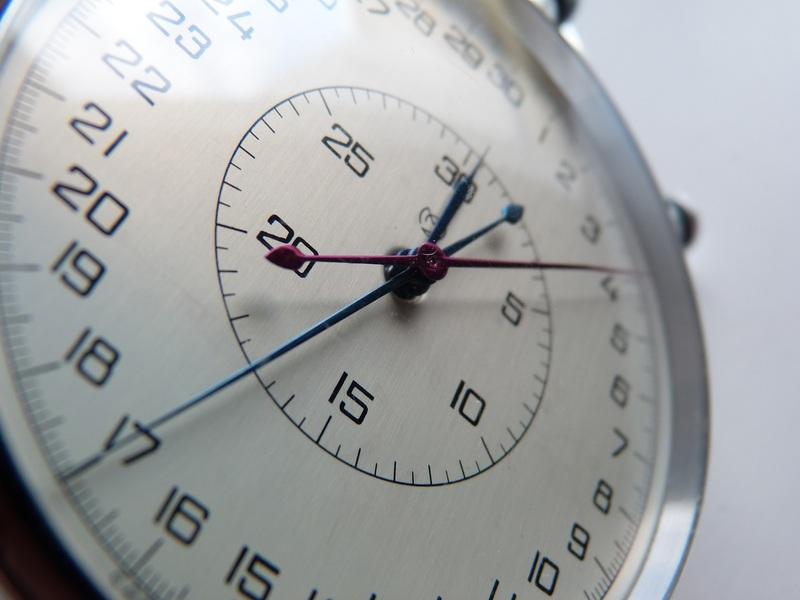 Chronographe Slava à rattrapante 20031303550024054416687342