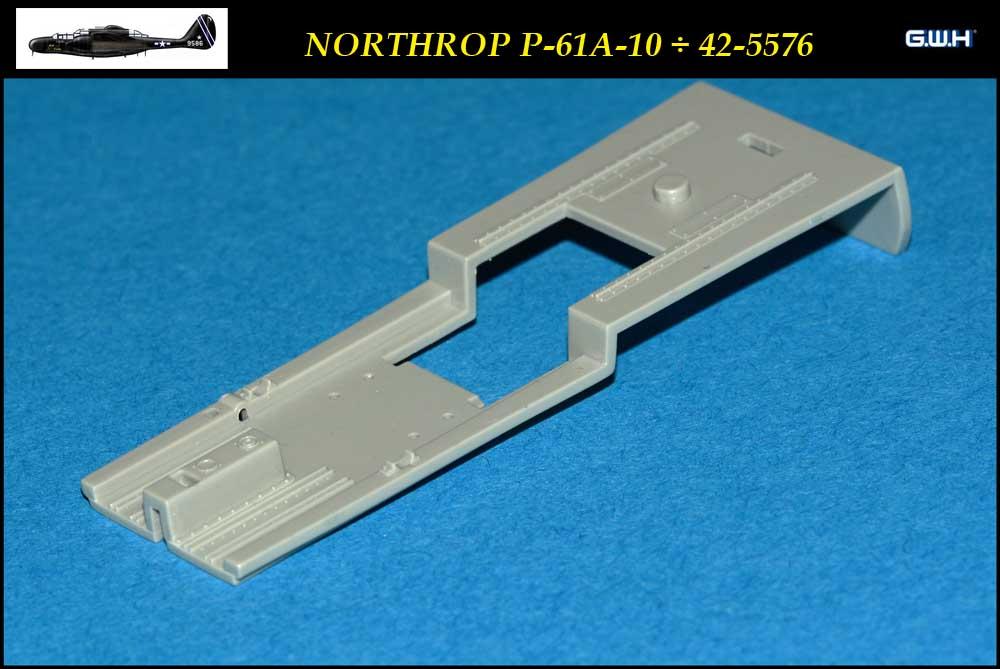 NORTHROP P-61A ÷ G.W.H. ÷ 1/48 2003160906245585016691340