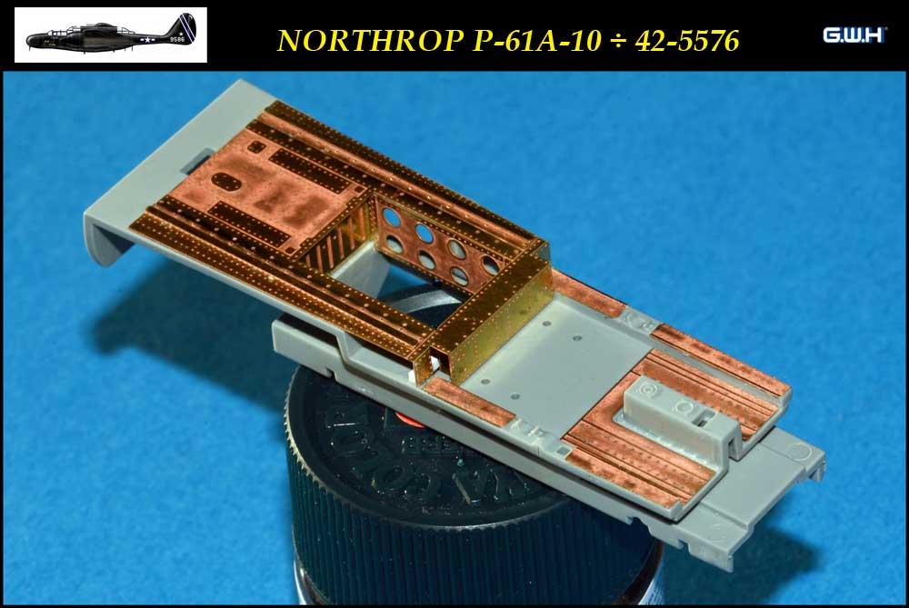NORTHROP P-61A ÷ G.W.H. ÷ 1/48 2003160906255585016691341