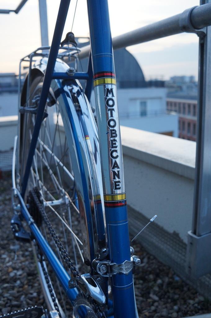 Motobecane cyclotouriste Fédéral 650B 200317092021721916692628