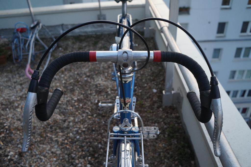 Motobecane cyclotouriste Fédéral 650B 200317093732721916692633