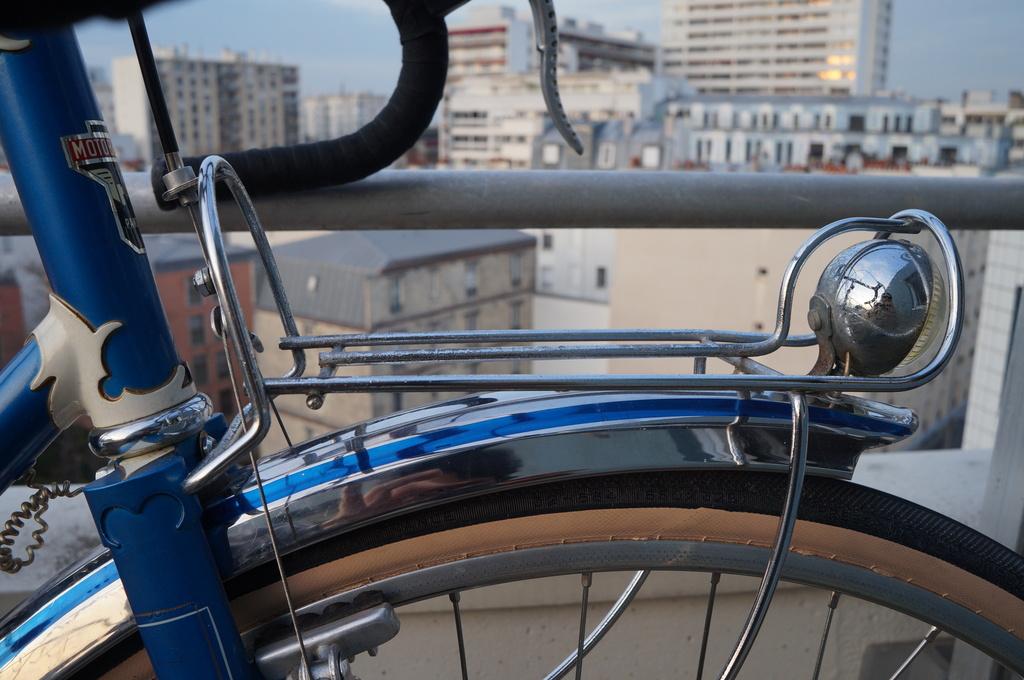 Motobecane cyclotouriste Fédéral 650B 200317093734721916692636