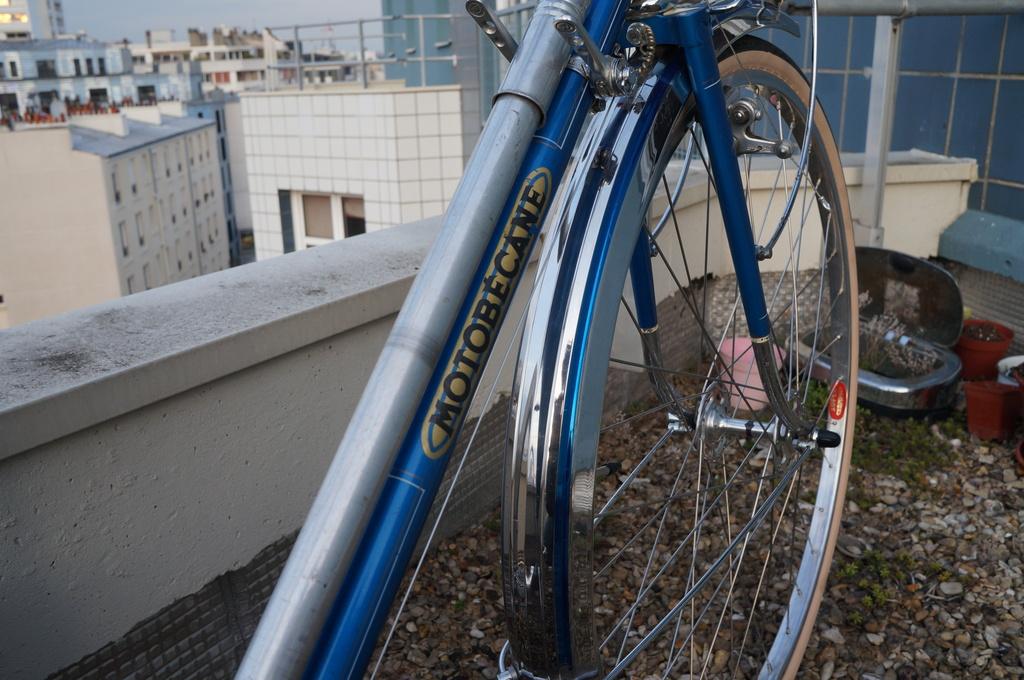 Motobecane cyclotouriste Fédéral 650B 200317093735721916692637