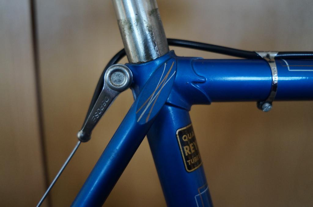 Motobecane cyclotouriste Fédéral 650B 200317093736721916692639