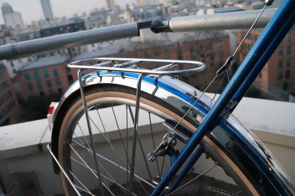 Motobecane cyclotouriste Fédéral 650B 200317093736721916692640