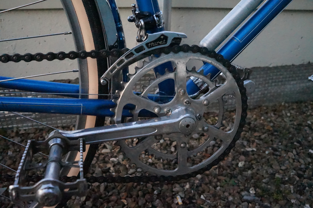 Motobecane cyclotouriste Fédéral 650B 200317093737721916692641