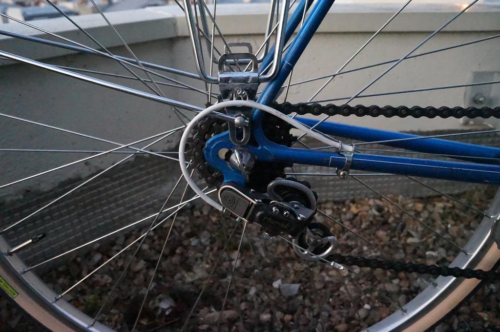 Motobecane cyclotouriste Fédéral 650B 200317093737721916692642