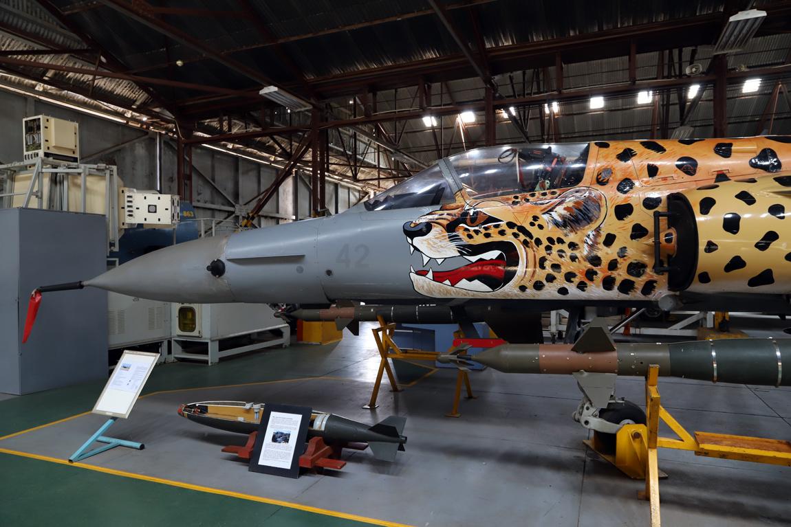 6996 Cheetah 42