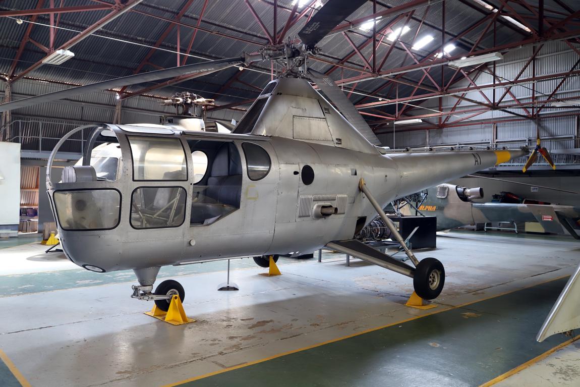 6877 Sikorsky S-51