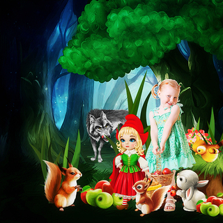 ONCE UPON A TIME LITTLE RED RIDING HOOD - jeudi 19 mars / thursday marsh 19th 20031904250919599816694703