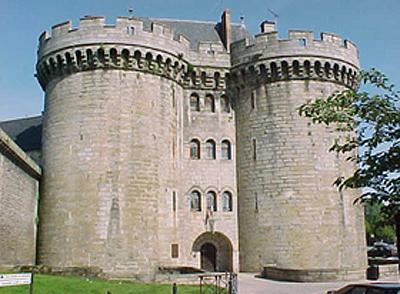 Alencon[1] château des Ducs (ancienne maison d'arrêt)