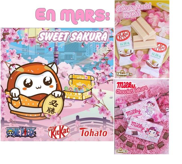 umaibox sweet sakura