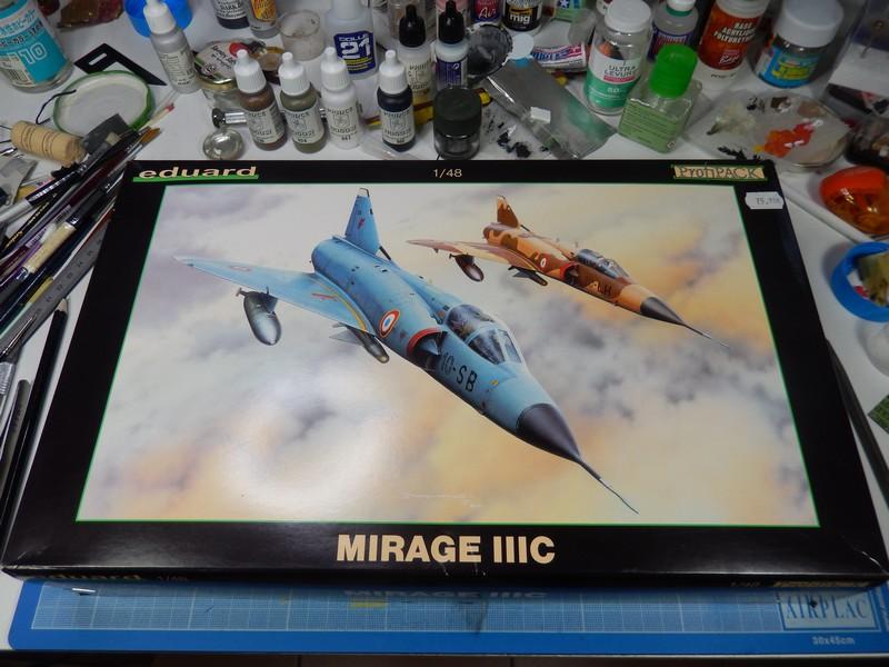 [GB OURSIN VORACE]  Mirage IIICZ - Eduard profipack 1:48 20032003363117732316696378