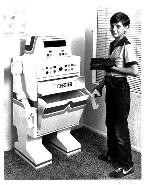 ROBOTIKMACHINE - Le robot Chester dans Robotikmachine c07pJb-196