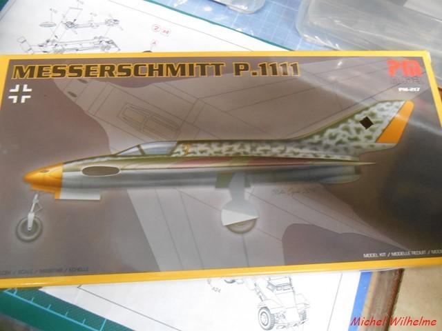 MESSERSCHMITT  1111  kit 1/72 PM model  2003251111515625616705792