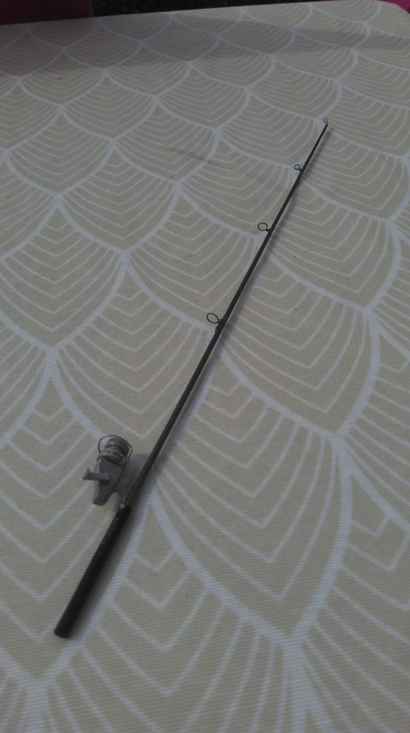 Remorque porte bateau et sa plate (Barque à fond plat). 2004040351132281116724677