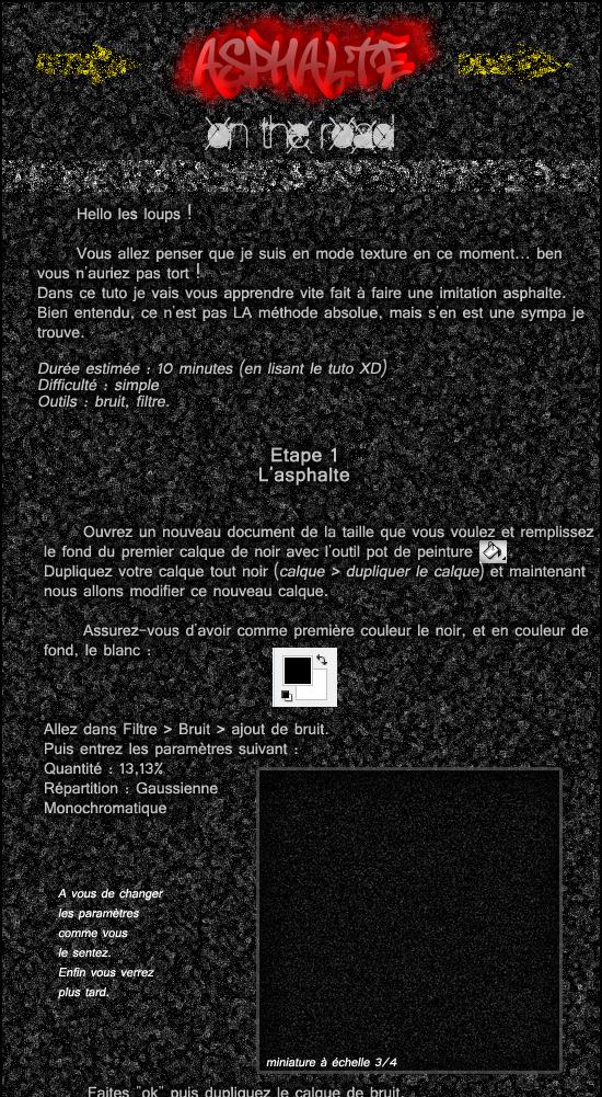 Texture Asphalte/Bitume 2004040655291322416724939