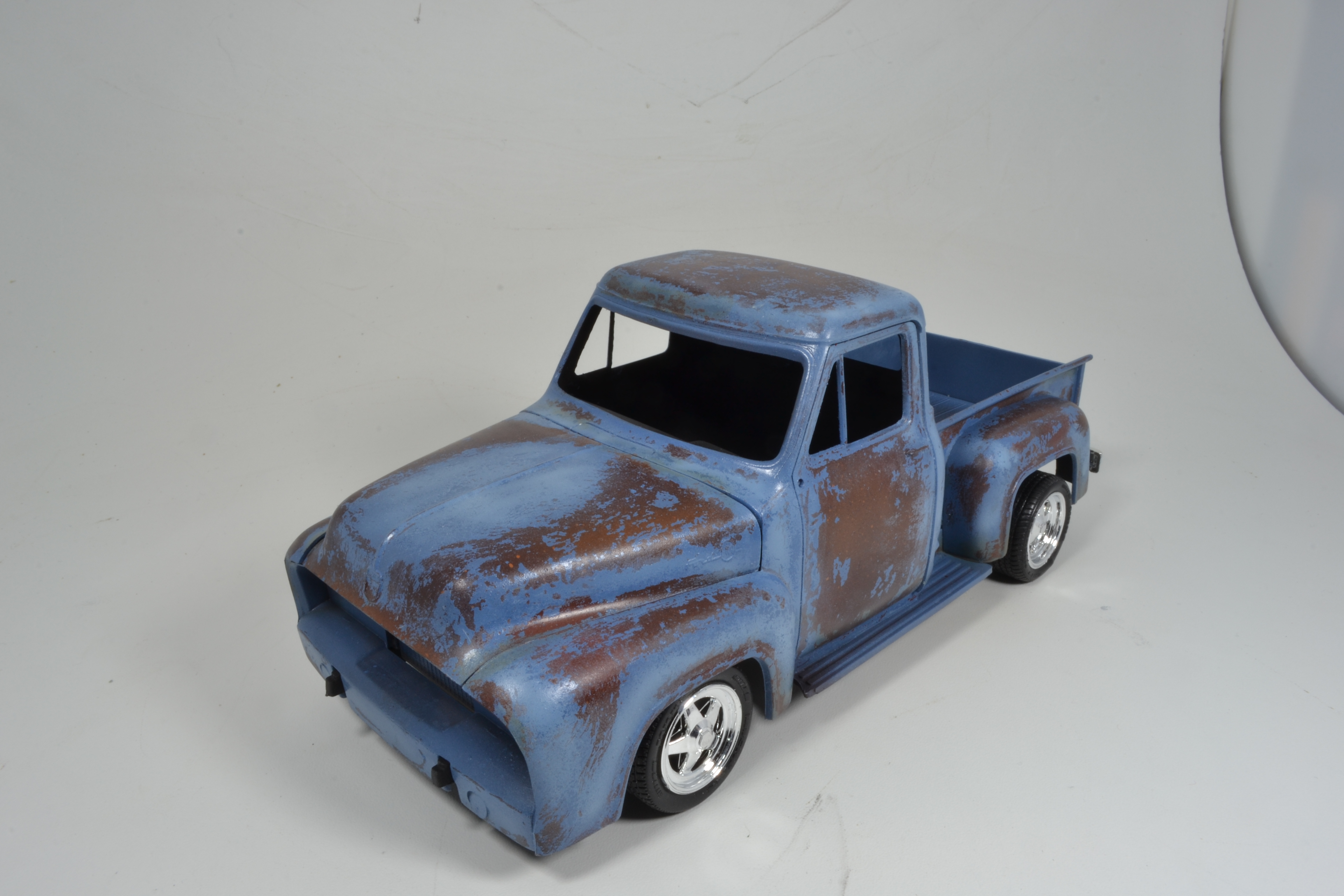 ROD FORD F100 (1/24 MONOGRAM) 20040810355222494216733311