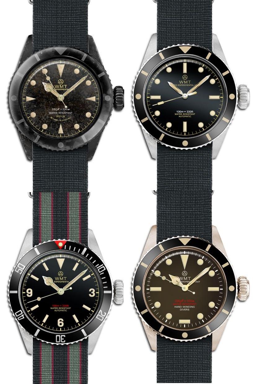 WMT Sea Diver à moi KotxJb-N1