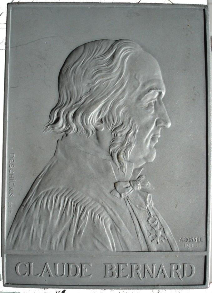 plaquette Deschiens 1913