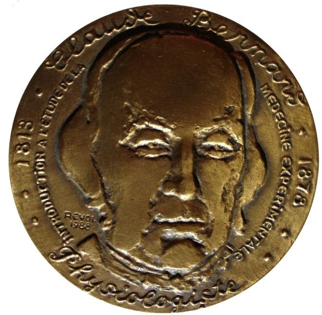 Médaille Revol D/