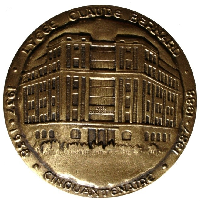 Médaille Revol R/