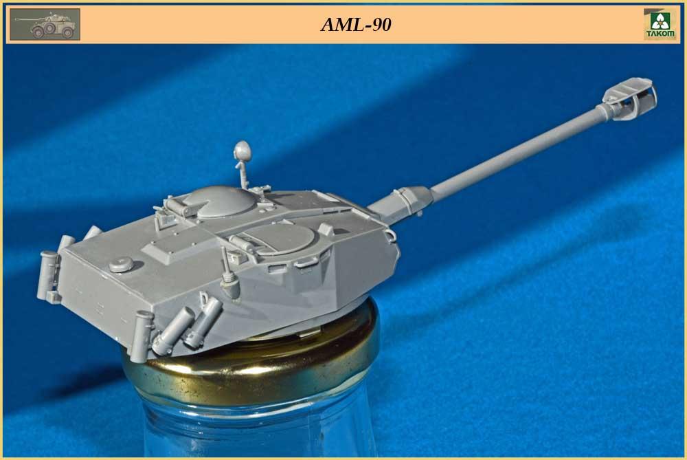 [Terminé] Panhard AML-90 ÷ TAKOM 2077 ÷ 1/35 2004160332545585016747068