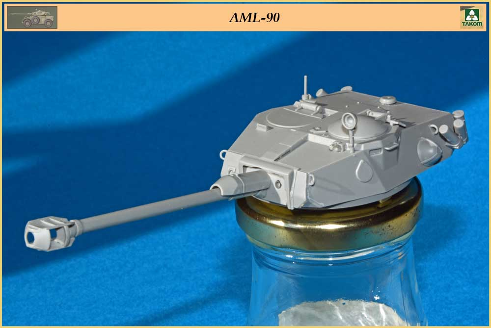 [Terminé] Panhard AML-90 ÷ TAKOM 2077 ÷ 1/35 2004160332555585016747070