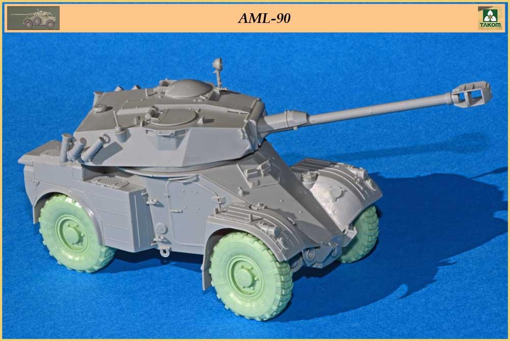 [Terminé] Panhard AML-90 ÷ TAKOM 2077 ÷ 1/35 2004160332565585016747072