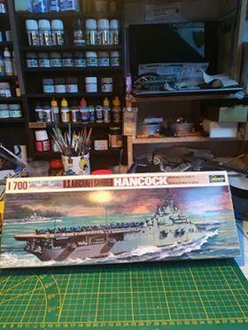 USS Hancock 1/700 hasegawa 20041801305423576216749795