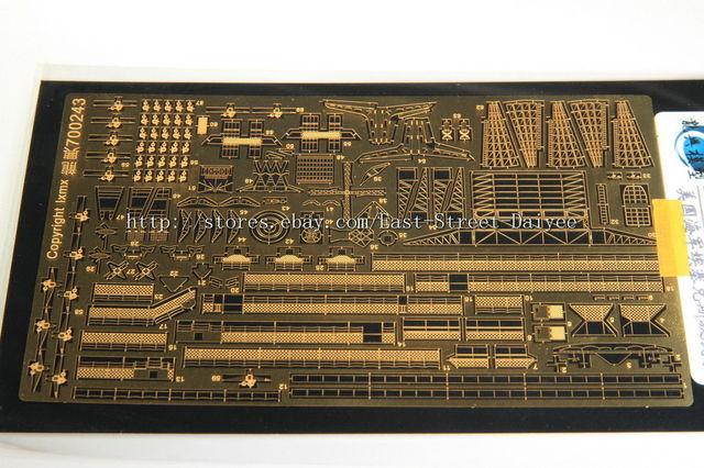 USS Hancock 1/700 Hasegawa 20041801305523576216749797
