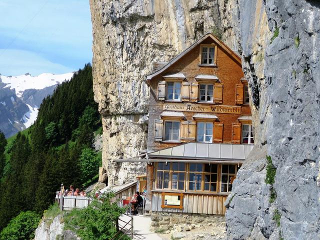 Appenzell : Auberge Aecher V3NzJb-Aescher