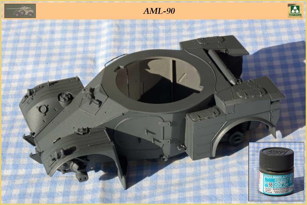 [Terminé] Panhard AML-90 ÷ TAKOM 2077 ÷ 1/35 - Page 2 2004200606415585016753543