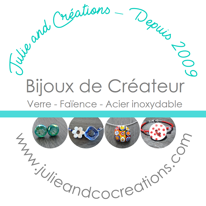 Logo julie and Co Créations