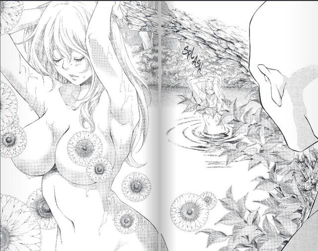 made in heaven manga