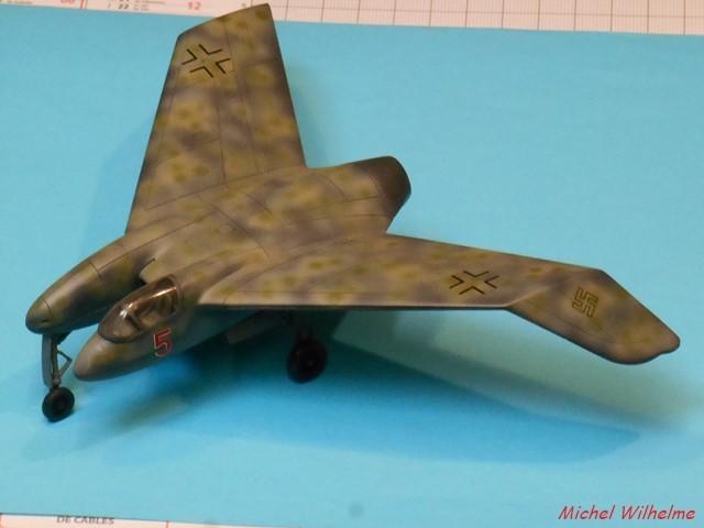 Heinkel He P.1078 A+B (CMK) 2004280340225625616766693