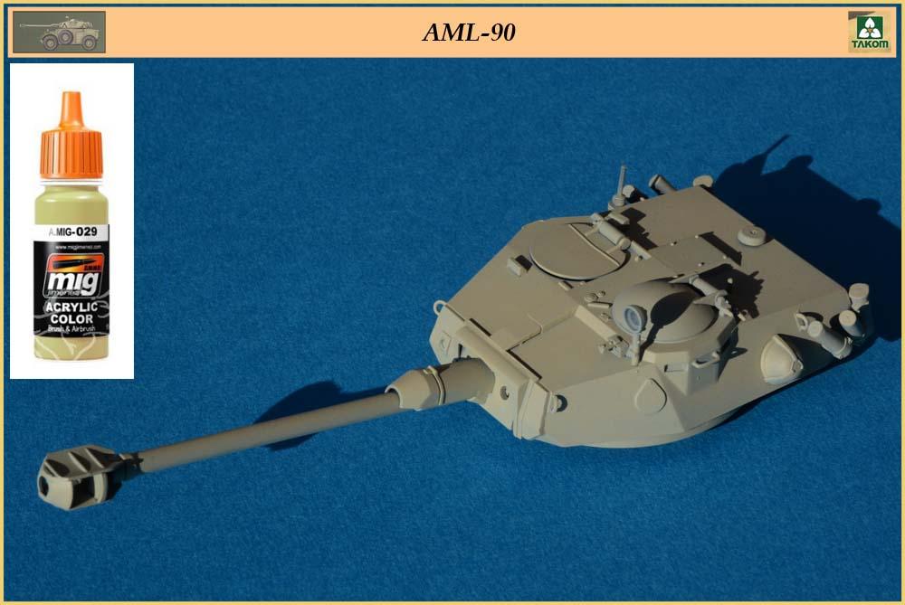 [Terminé] Panhard AML-90 ÷ TAKOM 2077 ÷ 1/35 - Page 2 2005010643295585016772655