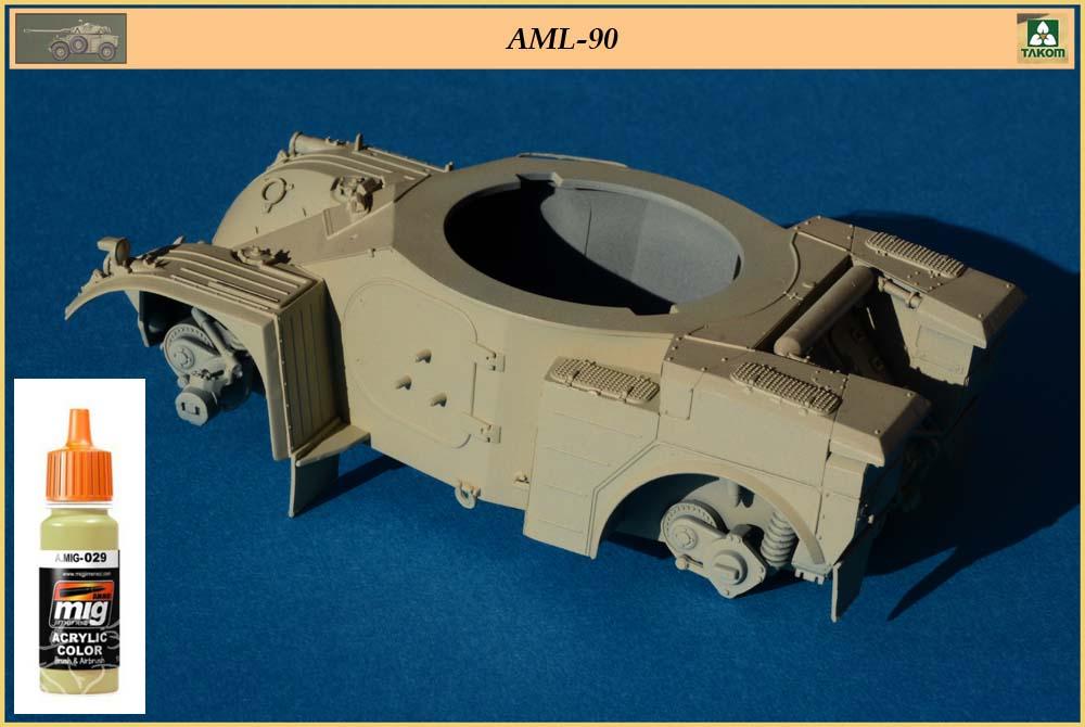 [Terminé] Panhard AML-90 ÷ TAKOM 2077 ÷ 1/35 - Page 2 2005010643295585016772657