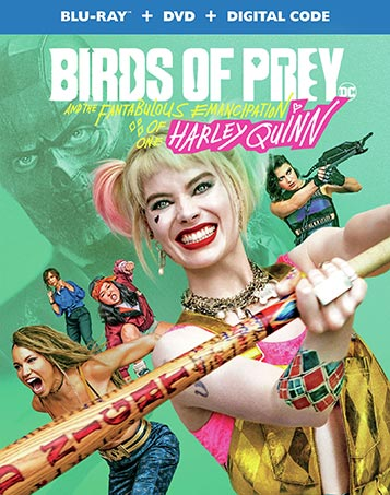 Birds of Prey And the Fantabulous Emancipation of One Harley Quinn (2020) 1080p BluRay x265 HEVC 10bit AAC 7.1 - Tigole