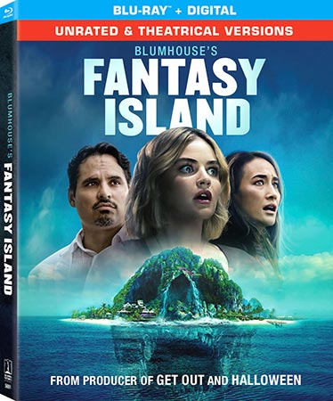 Fantasy Island (2020) Unrated 1080p BluRay x265 HEVC 10bit AAC 5.1 - Tigole