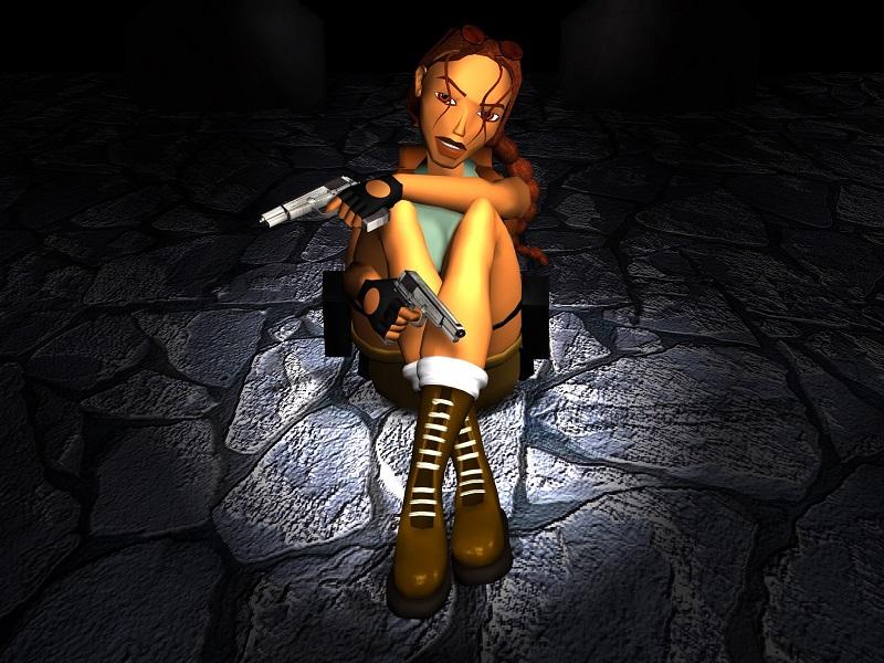 Tomb Raider (The Tomb Raider Suite) 20050608322825002316781256