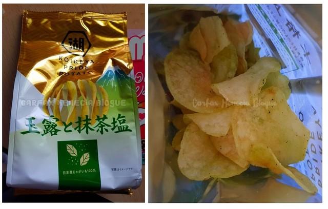 pride potato chips